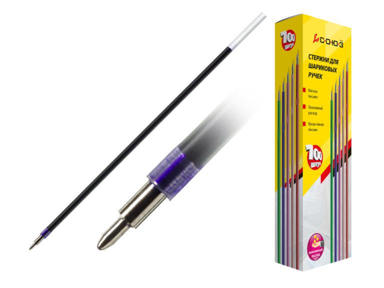 Стержни для шариковых ручек УП142(Х10S)