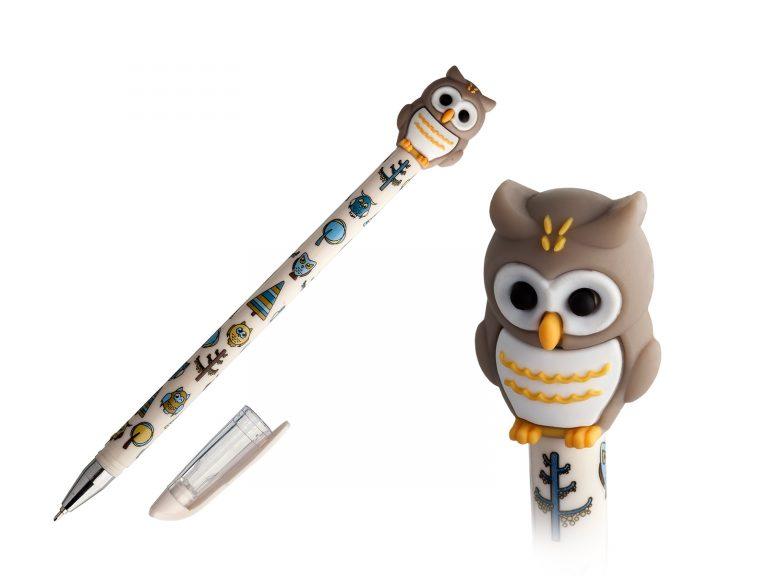 Ручка шариковая «Сова»