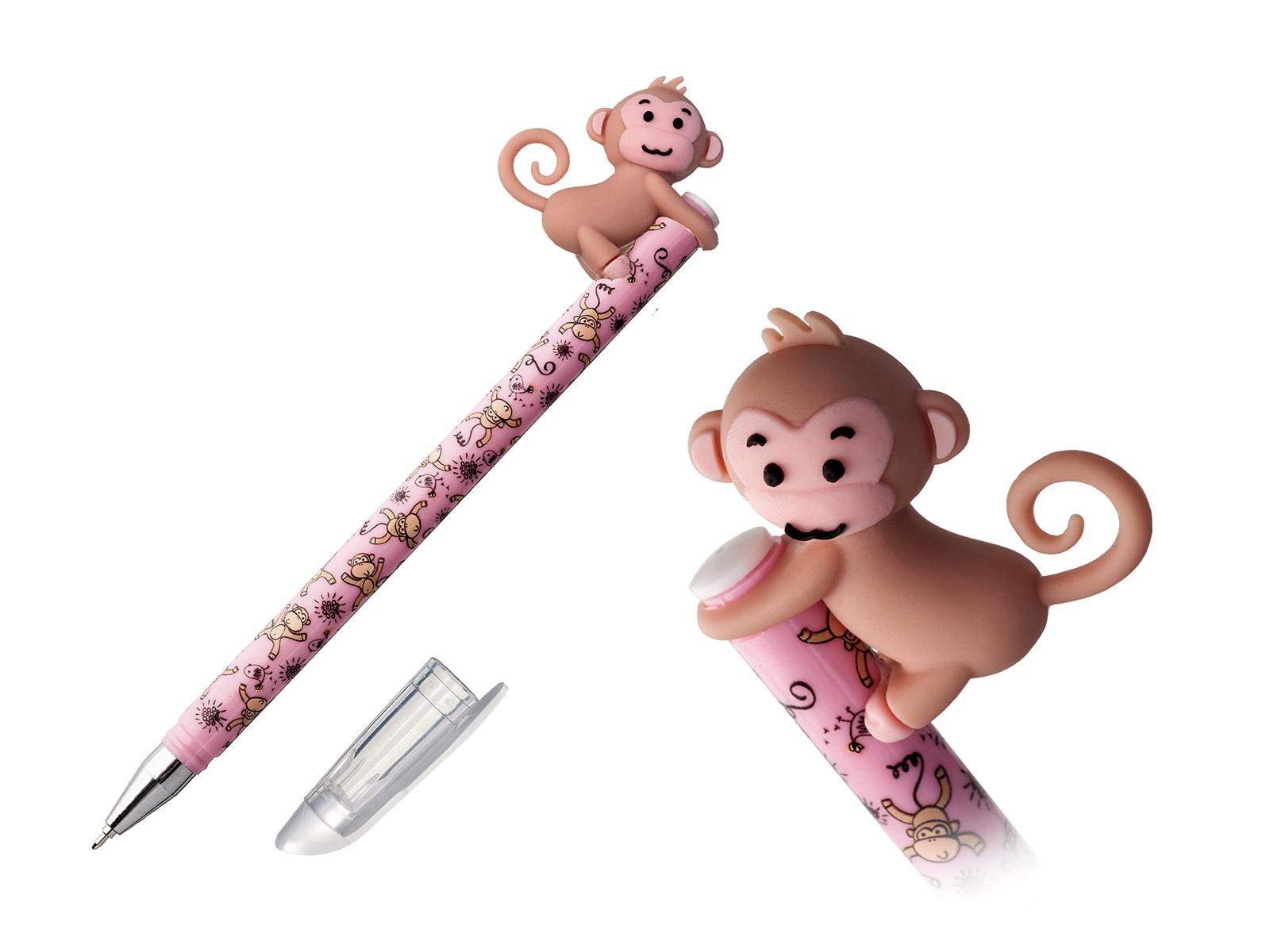 Ручка шариковая «Обезьянка»
