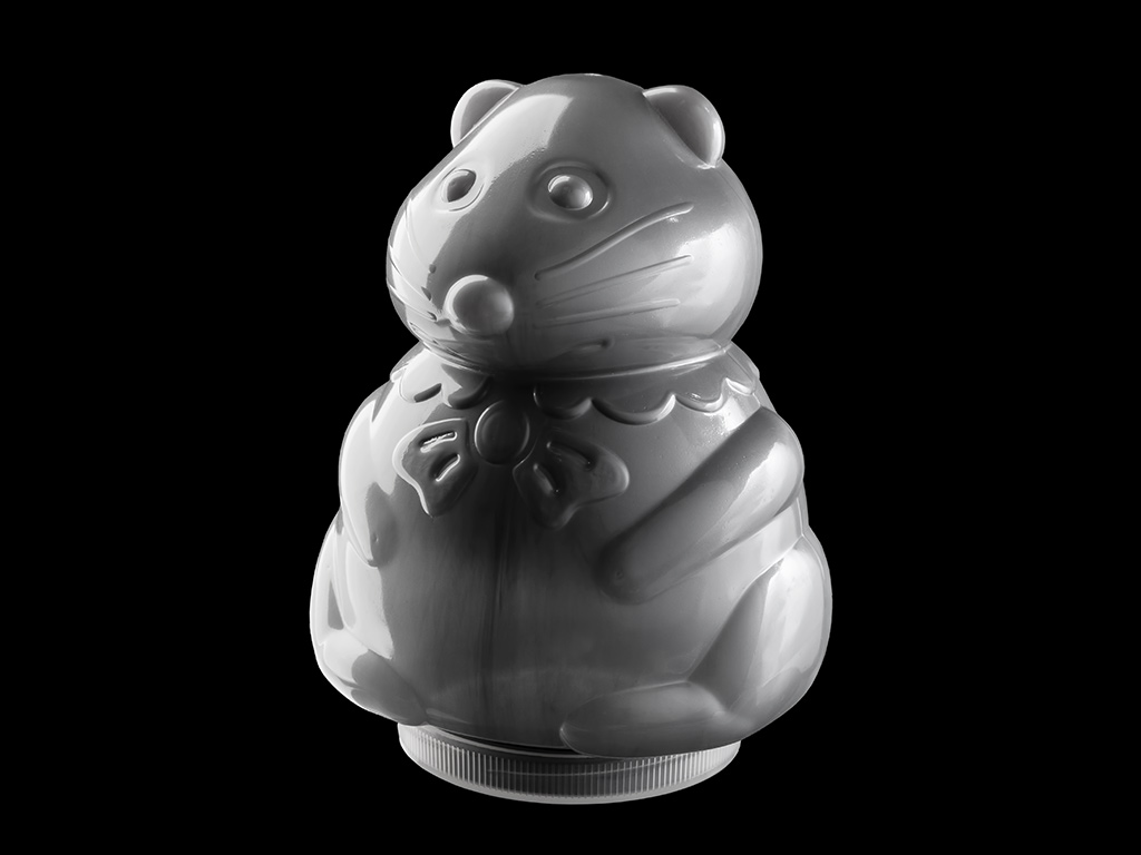 Банка декоративная «Мышь», объём 0.8 л
